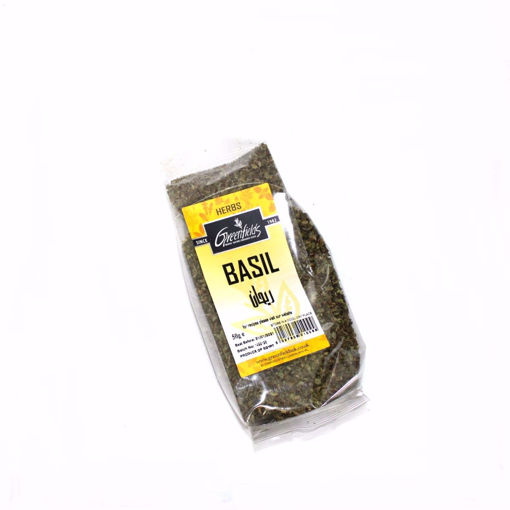 Picture of Greenfields Basil 50G