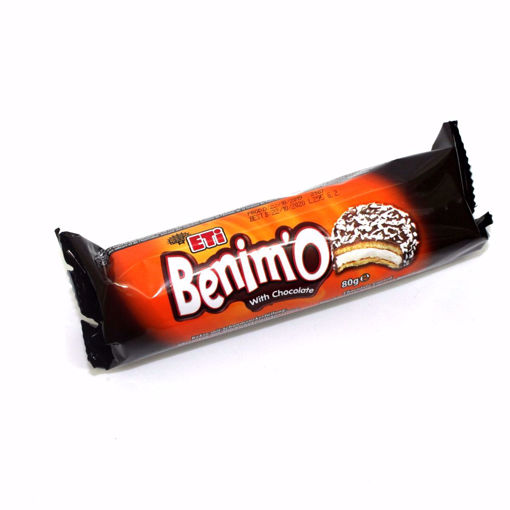Picture of Eti Benim'o Biscuits 72G