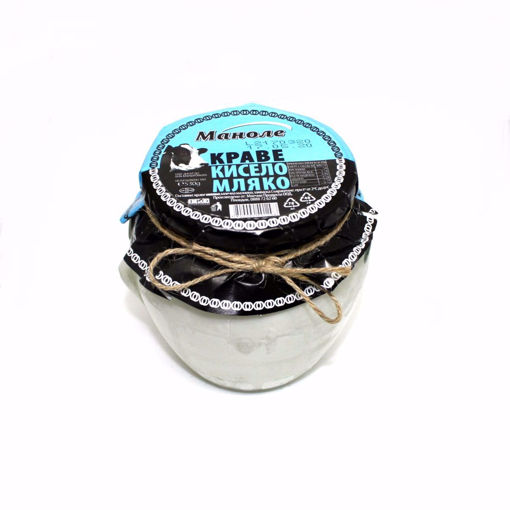 Picture of Manole Cow Yoghurt 5%, 530G