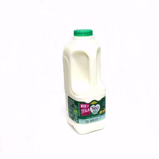 Picture of Yeo Semi Skimmed Organic Milk 1L