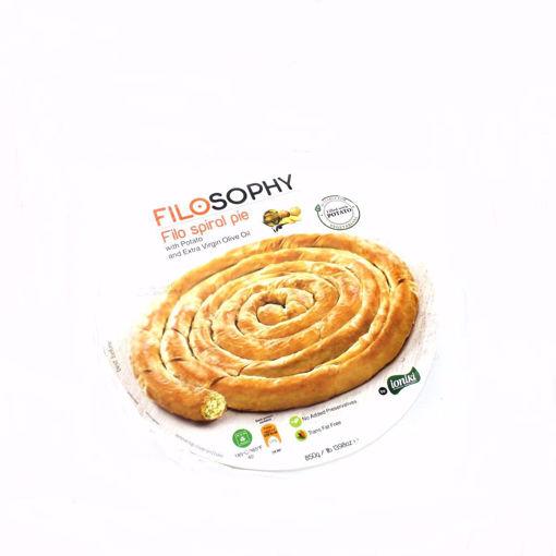 Picture of Ioniki Filo Spiral Pie With Potato 850G