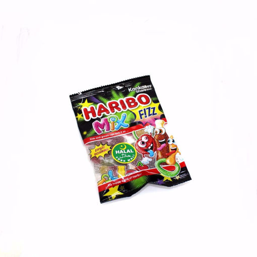 Picture of Haribo Mix Fizz 70G