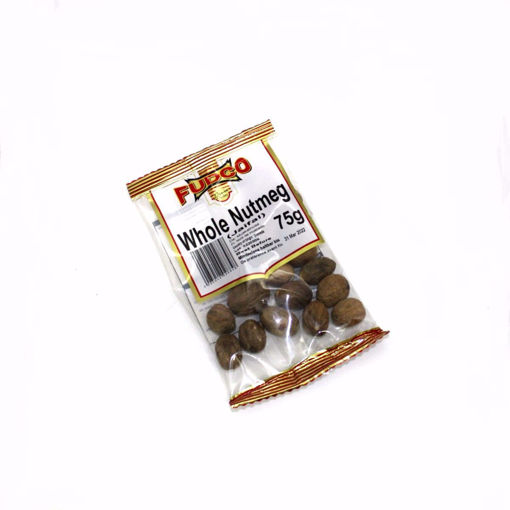 Picture of Fudco Whole Nutmeg 75G