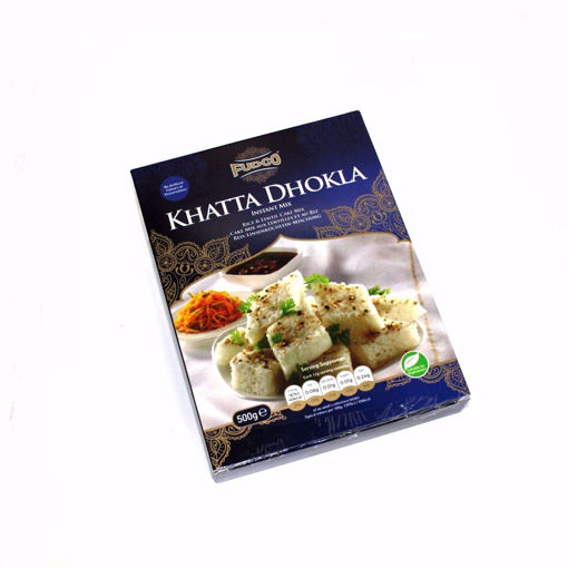 Picture of Fudco Khatta Dhokla Instant Mix 500G
