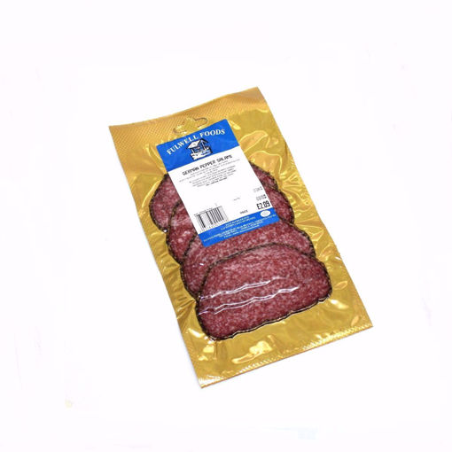Picture of Fulwell Foods German Pepper Salami 70G