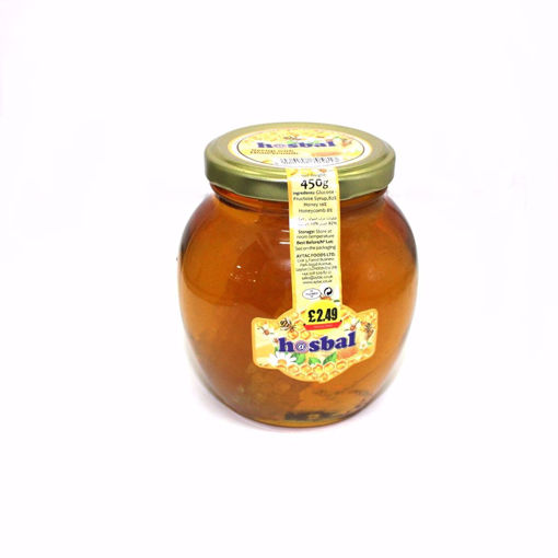 Picture of Hasbal Syrup With Honey Comb 450G