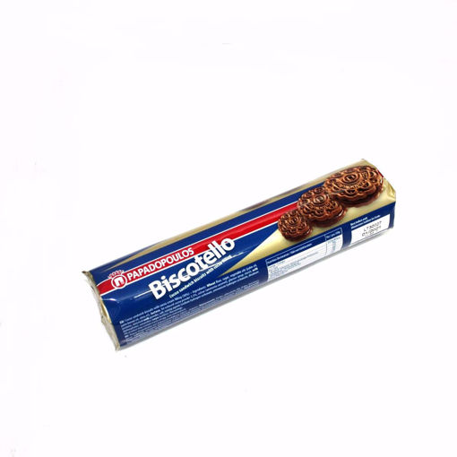 Picture of Papadopoulos Cocoa Biscuits 200G