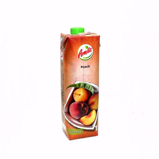 Picture of Amita Peach Juice 1L