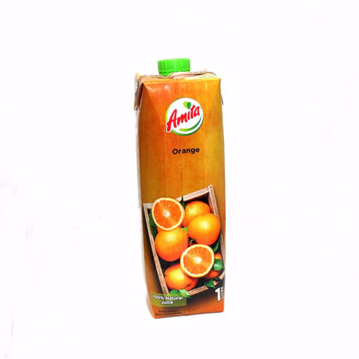 Picture of Amita 100% Orange Juice 1L