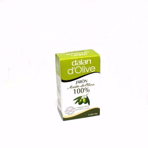 Picture of Dalan D'olive 100% Olive Oil Soap 150G