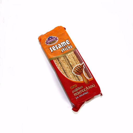 Picture of Jannis Sesame Stick 125G