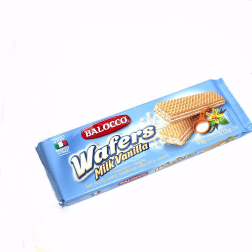 Picture of Balocco Wafers With Vanilla Cream 175G