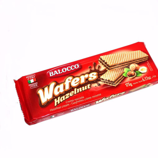 Picture of Balocco Wafers With Hazelnut Cream 175G