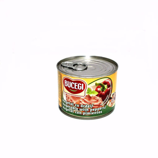 Picture of Bugeci Vegetable With Peppers 200G