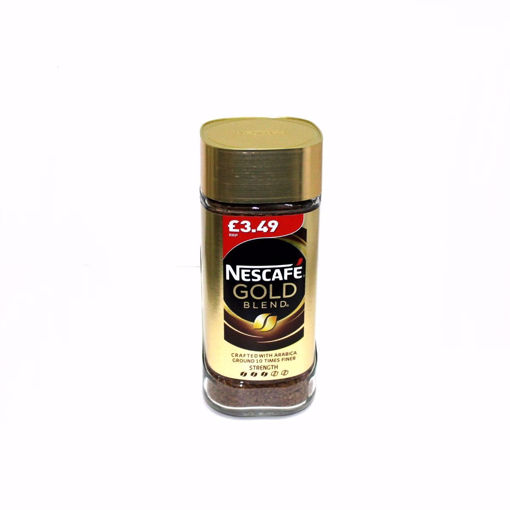 Picture of Nescafe Gold Blend Coffee 95G