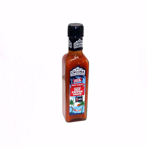 Picture of Encona West Indian Hot Pepper Sauce 220Ml