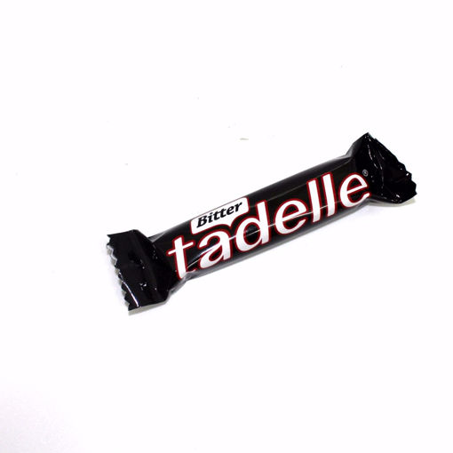 Picture of Tadelle Bitter Bar Covered With Dark Chocolate 30G