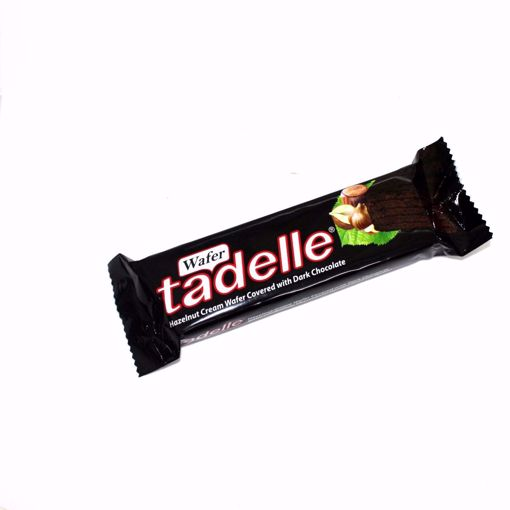 Picture of Tadelle Hazelnut Cream Wafer Covered With Dark Chocolate 35G