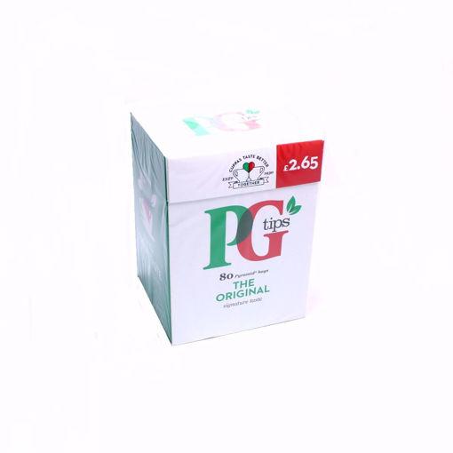 Picture of Pg Tips Original 80 Tea Bags