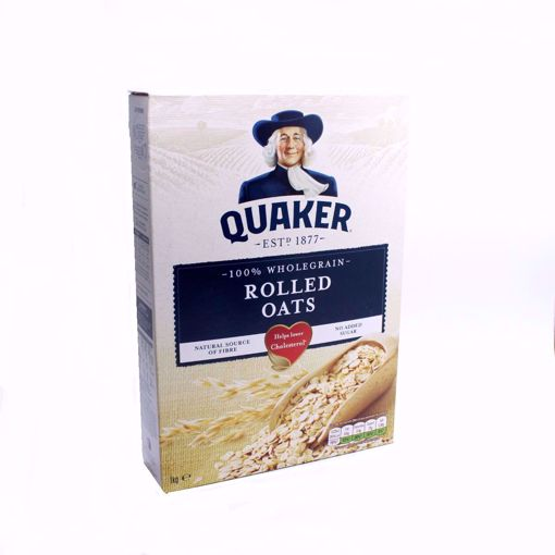 Picture of Quaker Rolled Oats 1Kg