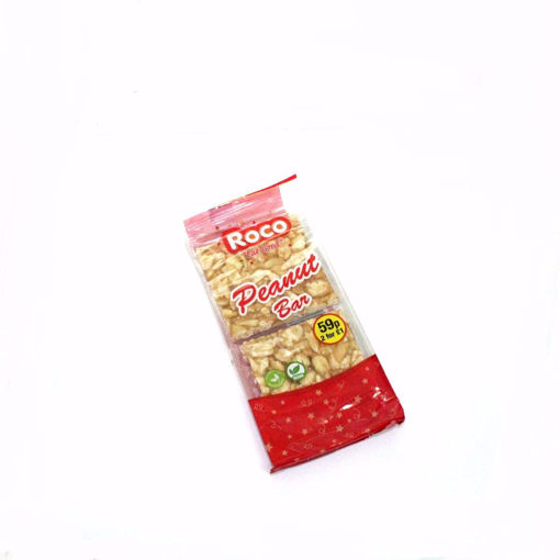 Picture of Roco Peanut Bar 60G