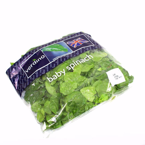 Picture of Packed Baby Spinach 200Gr
