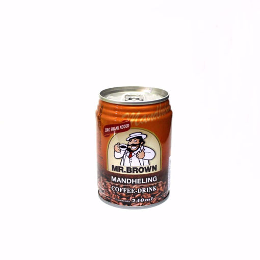 Picture of Mr.Brown Mandheling Coffee Drink 240Ml