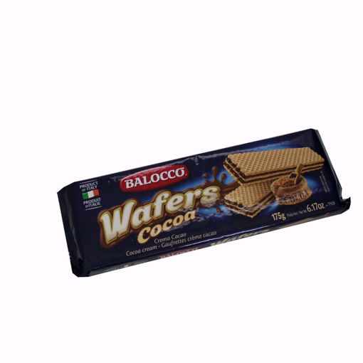 Picture of Balocco Cocoa Wafers 175G