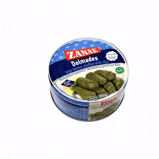 Picture of Zanae Vine Leaves Stuffed With Rice 280G