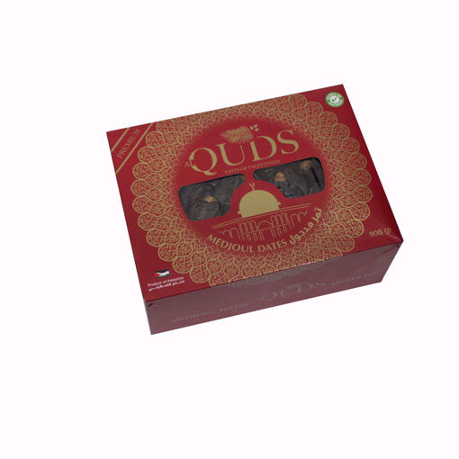 Picture of Quds Palestinian Medjoul Dates 908G