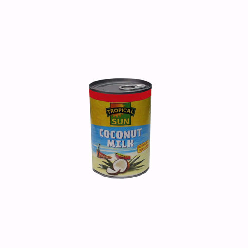 Picture of Tropical Sun Coconut Milk 400Ml