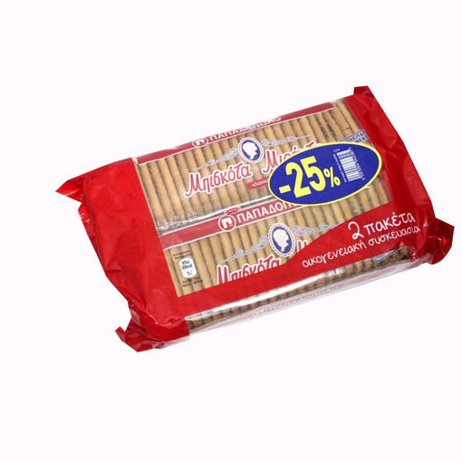 Picture of Papadopoulos Miranda Promo Biscuits 500G