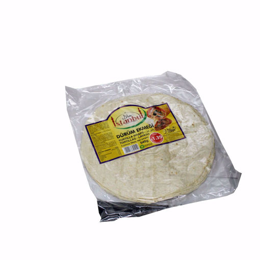 Picture of Istanbul Tortilla Wraps 30Cm