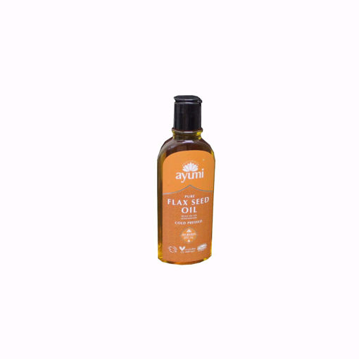 Picture of Ayumi Pure Flax Seed Oil 150Ml