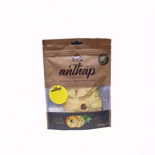 Picture of Anthap Dried Pineapple 100G