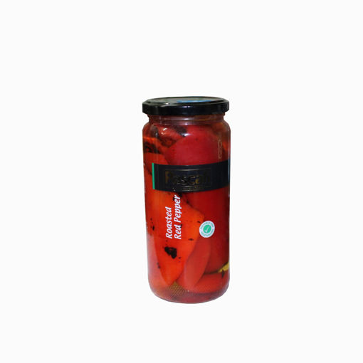 Picture of Pascali Roasted Red Peppers 480G