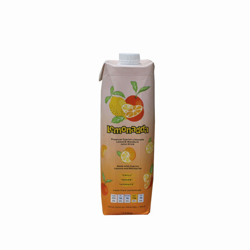 Picture of Lemonadda Lemon&Mandalina Drink 1Lt