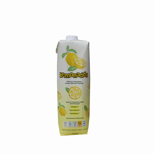 Picture of Lemonadda Cyprus Drink 1Lt