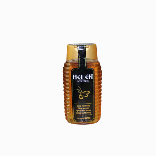 Picture of Helen Mykonos Syrup With Honey 500G