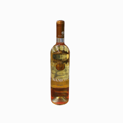 Picture of Samos Sweet White Wine 70Cl