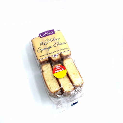 Picture of Jay's Cabico 18 Golden Sponge Slices 370G
