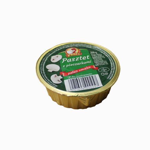 Picture of Profi Chicken Pate With Mushroom 250G