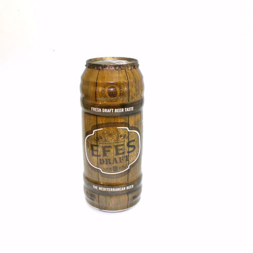 Picture of Efes Draft Can Beer 50Cl