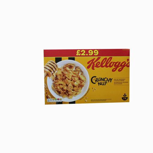 Picture of Kellogg's Crunchy Nuts 500G