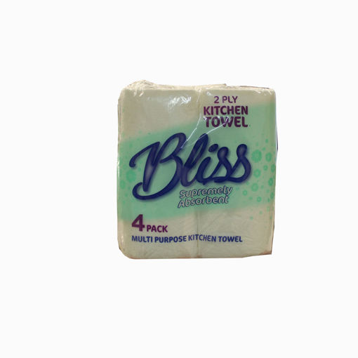 Picture of Bliss 4 Kitchen Towel