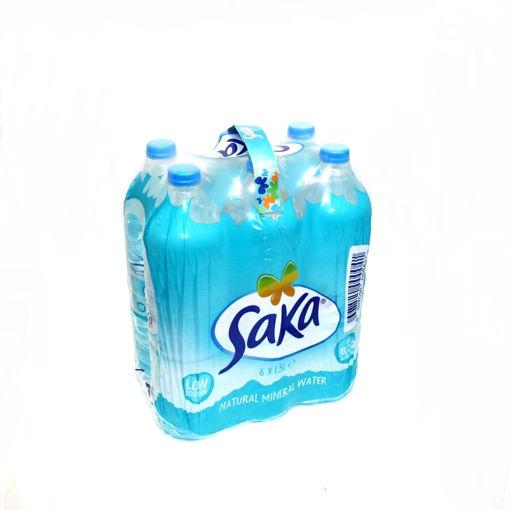 Picture of Saka Spring Water 6X1.5Lt