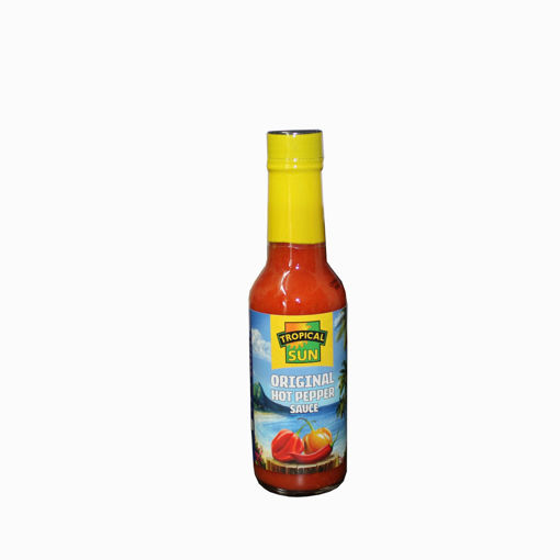Picture of Tropical Sun Originak Pepper Sauce 150Ml