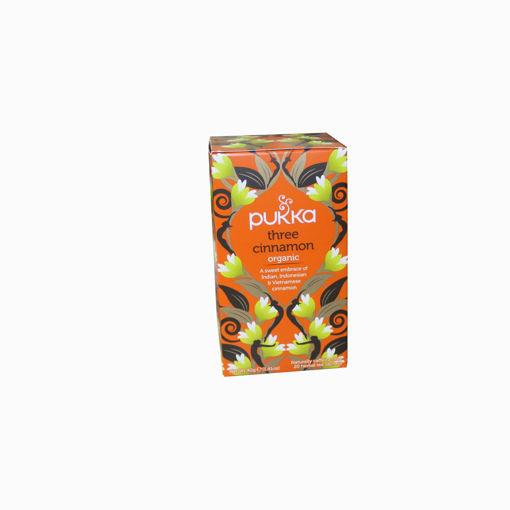 Picture of Pukka Organic 20 Three Cinnamon