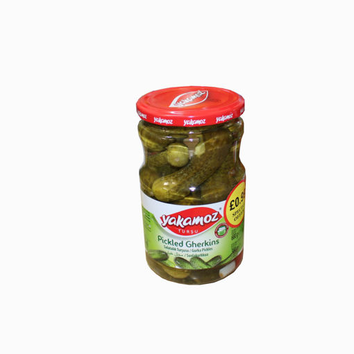 Picture of Yakamoz Pickled Gherkins