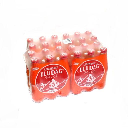 Picture of Uludag Orange Flavored Carbonated Drink 24X250ml